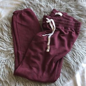 Abercrombie & Fitch Jogger Sweatpants